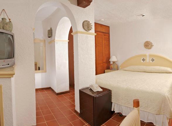 Habitación del hotel Real Playa del Carmen