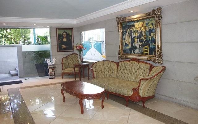Residence L'Heritage Aristóteles 140 by BlueBay, atención personalizada desde el inicio de tu estancia