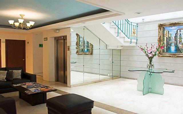 Residence L'Heritage Aristóteles 225 by BlueBay, cómodas instalaciones