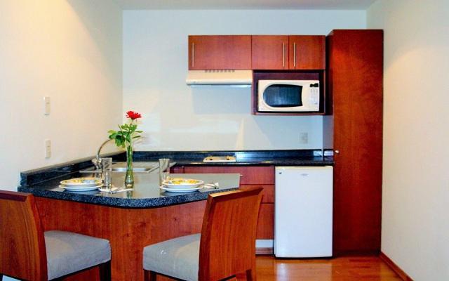 Residence L'Heritage Aristóteles 225 by BlueBay, habitaciones con todas las amenidades