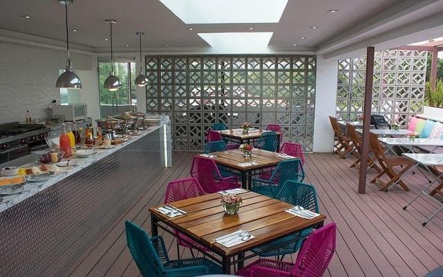 Residence L'Heritage Aristóteles 225 by BlueBay, sitio ideal para comenzar el día