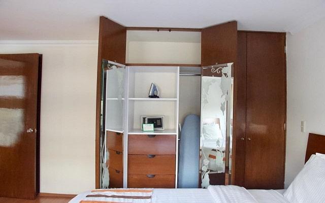 Residence L'Heritage Hipólito Taine by BlueBay, habitaciones bien equipadas