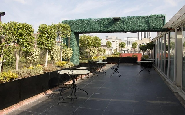 Residence L'Heritage Hipólito Taine by BlueBay, terraza
