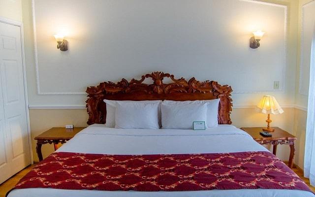 Residence L'Heritage Royal Colonial by BlueBay, habitaciones llenas de confort