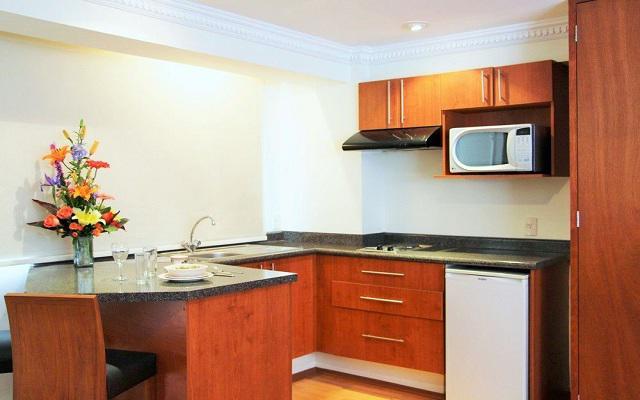 Residence L'Heritage Tennyson by BlueBay, departamentos amplios y bien equipados