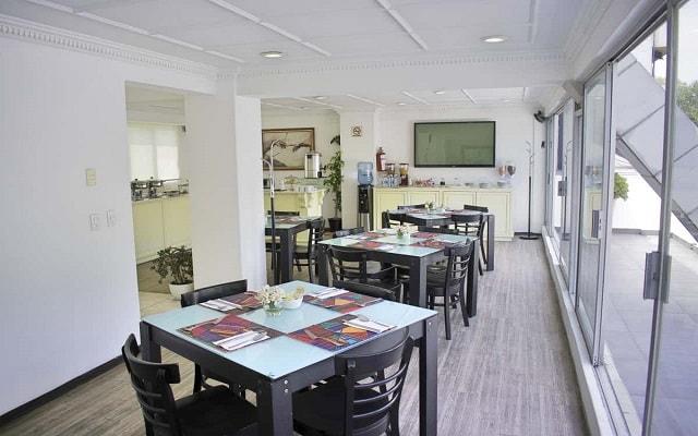 Residence L'Heritage Tennyson by BlueBay, sitio ideal para comenzar el día