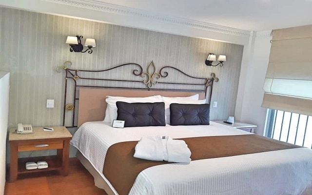 Residence L'Heritage Tennyson by BlueBay, amplias y luminosas habitaciones