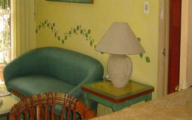 Las suites disponen de sala de estar