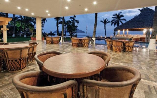 Restaurante The Palms Resort of Mazatlán