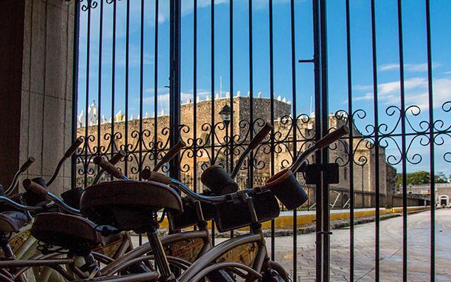 Rinconada del Convento ofrece el servicio de renta de bicicletas