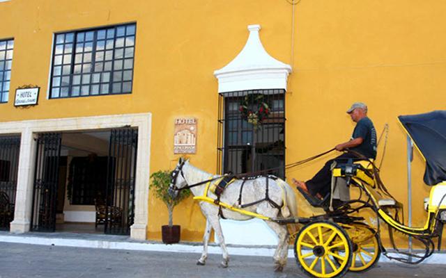 Hotel Rinconada Del Convento en Izamal