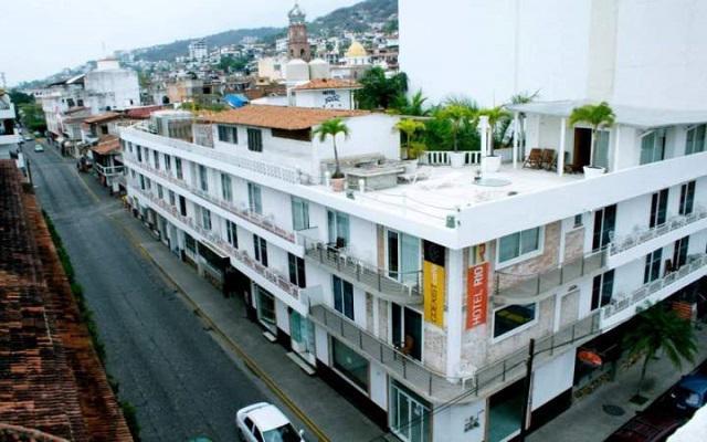 Hotel Río Malecón Vallarta Centro en Vallarta Centro