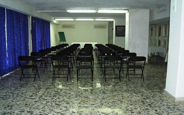 Ritz AutoHotel, salón de eventos