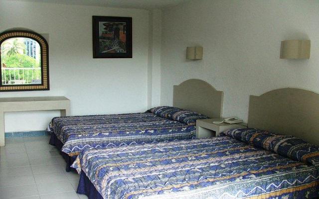 Ritz AutoHotel, habitaciones cómodas y acogedoras