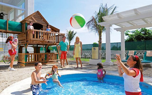 Riu Palace Pacifico All Inclusive, club de niños