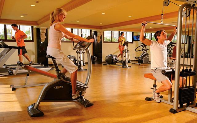 Riu Palace Pacifico All Inclusive, gimnasio bien equipado