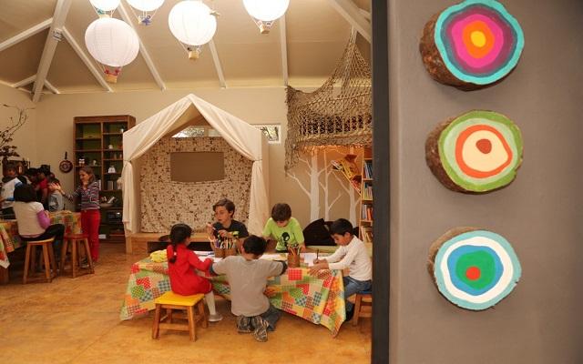 Rodavento Boutique Hotel & Spa, club de niños
