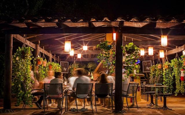 Rodavento Natural, disfruta del ambiente agradable en el bar