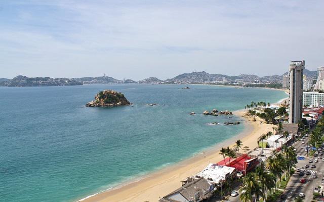 ¡Viaja a Acapulco! Hotel Romano Palace Acapulco
