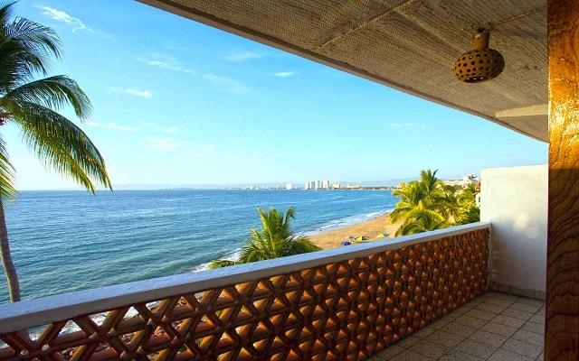 Rosita Hotel Puerto Vallarta, disfruta de lindas vistas desde tu habitación