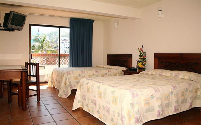 Rosita Hotel Puerto Vallarta, amplias y luminosas habitaciones