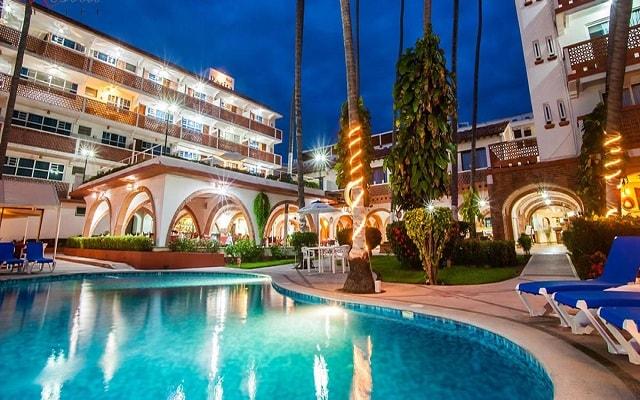 Rosita Hotel Puerto Vallarta en Vallarta Centro