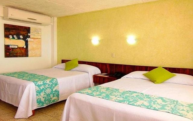 Rosita Hotel Puerto Vallarta, confort en cada sitio