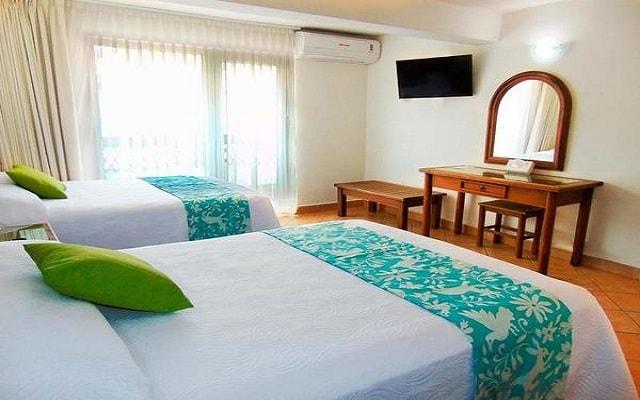 Rosita Hotel Puerto Vallarta, habitaciones bien equipadas