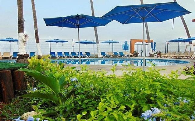Rosita Hotel Puerto Vallarta, buena ubicación