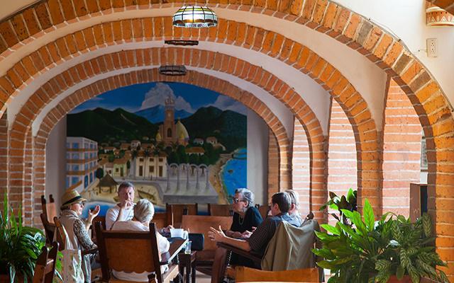 Rosita Hotel Puerto Vallarta, ambientes de gran confort