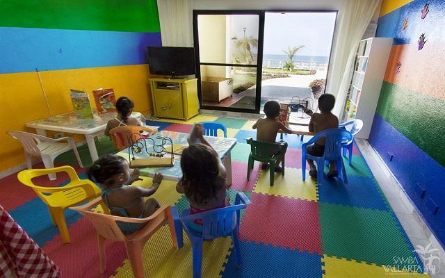 Samba Vallarta, club de niños