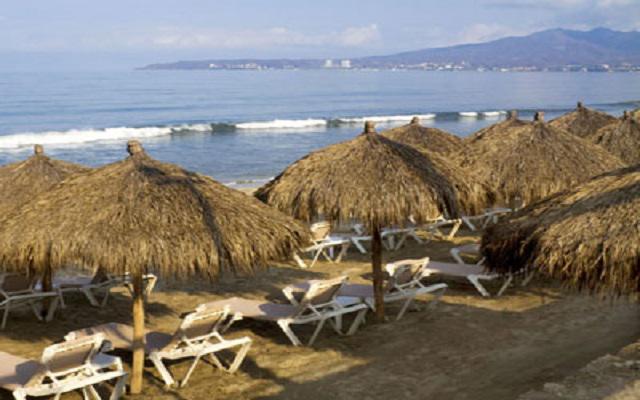 Samba Vallarta, amenidades en la playa