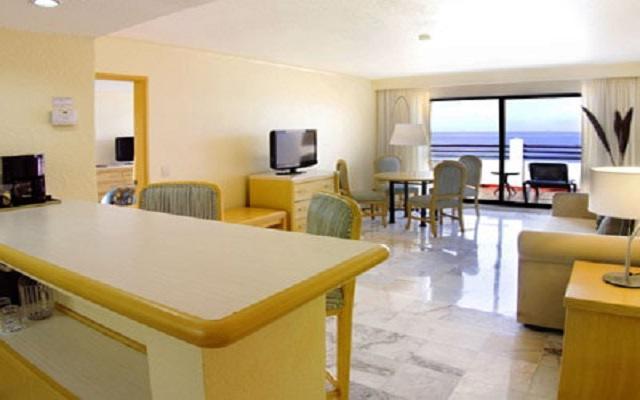 Samba Vallarta, habitaciones bien equipadas