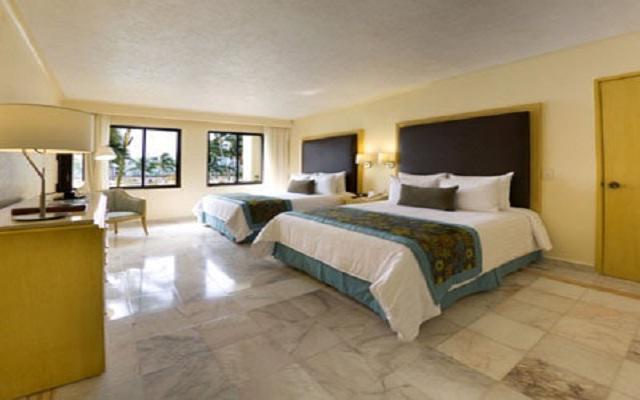 Samba Vallarta, habitaciones cómodas y acogedoras