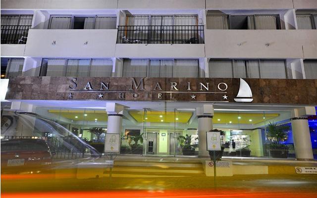 Hotel San Marino en Zona Romántica