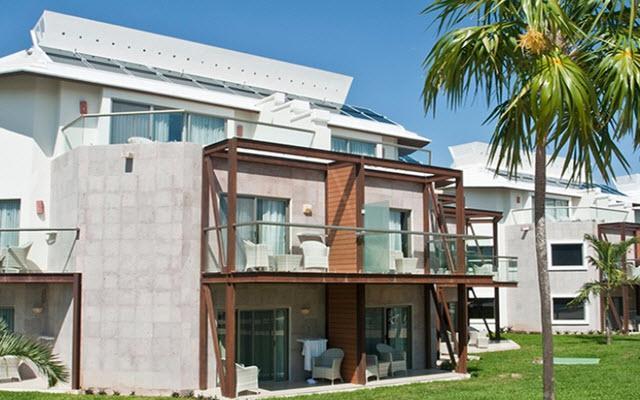 Sandos Caracol Eco Resort es un hotel todo incluido