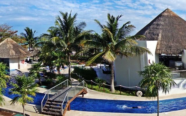 Sandos Caracol Eco Resort All Inclusive en Playa del Carmen