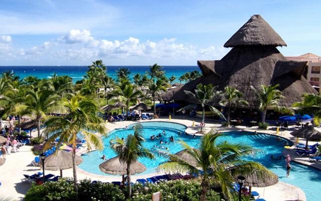 Hotel sandos playacar beach resort and spa ofertas de for Hotel spa familiar