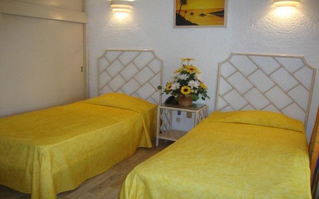 Sands Acapulco Hotel & Bungalows, confort en cada sitio