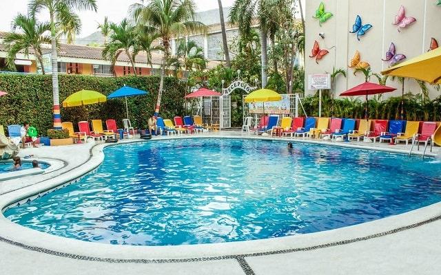 Sands Acapulco Hotel & Bungalows en Zona Dorada