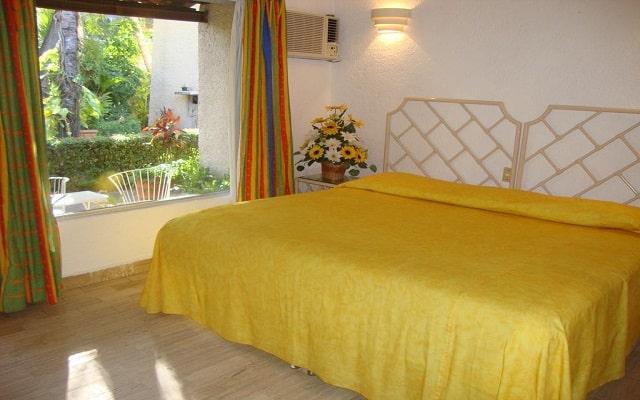 Sands Acapulco Hotel & Bungalows, ambientes únicos