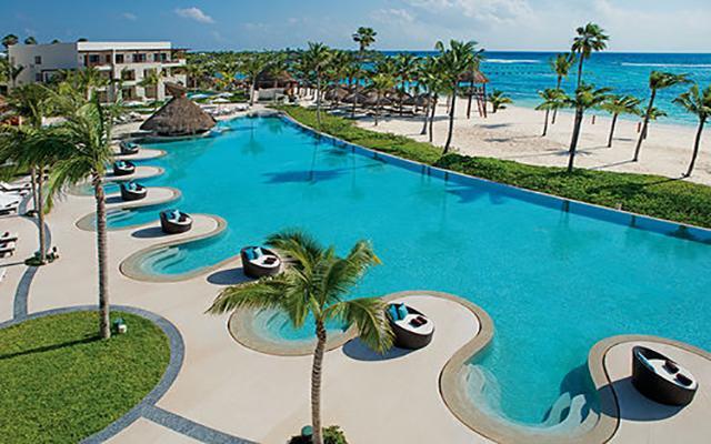 Secrets Akumal Riviera Maya, disfruta de su alberca al aire libre