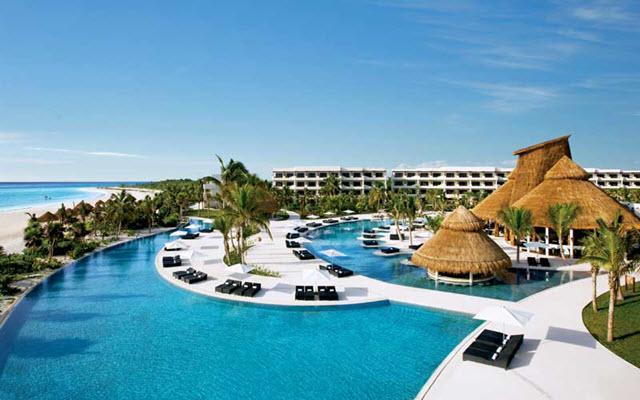 Un hotel todo incluido solo para adultos en la Riviera Maya
