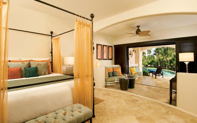 Habitaciones y Suites con amenidades de lujo