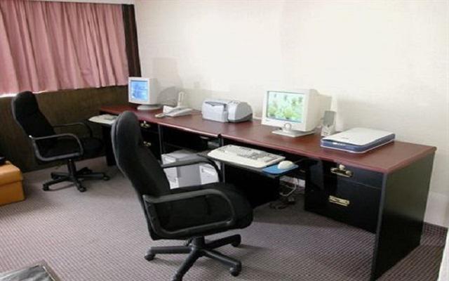 Cuenta con centro de negocios