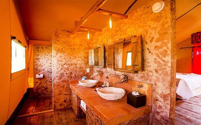 Serenity Eco Luxury Tented Camp By Xperience Hotels, espacios de confort