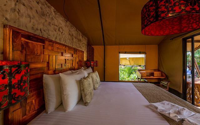Serenity Eco Luxury Tented Camp By Xperience Hotels, elegancia y confort en todas sus habitaciones