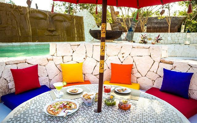 Serenity Eco Luxury Tented Camp By Xperience Hotels, espacios ideales para disfrutar tus alimentos