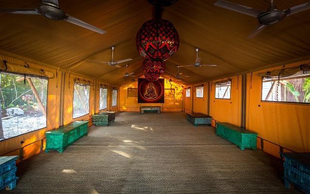 Serenity Eco Luxury Tented Camp By Xperience Hotels, Salón de eventos