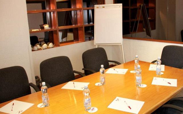 Organiza reuniones de negocios en el hotel